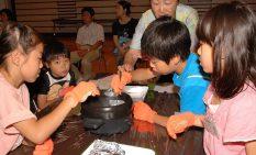 理科の楽しさを学んだ児童