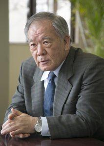 荒井功代表取締役社長