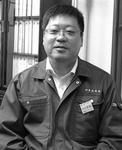 新事業で現状打開を図る鈴木社長