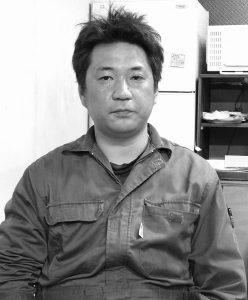 新規事業を模索する江成社長