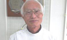 相模原市歯科医師会会長の相澤さん
