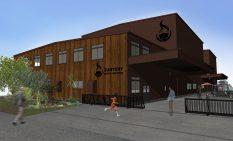 来年夏稼働予定の「海老名工場」(イメージ)