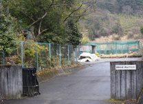 候補地として検討する帝京大青山グラウンド