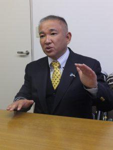本村賢太郎氏、「相模原から日本...
