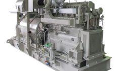 新システムに組み込む高効率エンジン