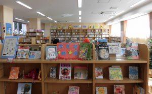読書意欲を促す工夫を凝らした図書館