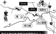 東京五輪の自転車コース