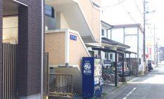 住宅地で1位となった橋本1丁目=2017年撮影