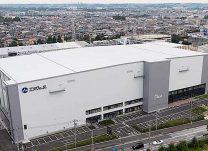 ファクトリーショップを併設した物流・工場施設