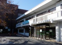 施設再編が健闘されている城山総合事務所