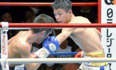 初挑戦で日本フライ級王座に着いた中谷選手