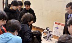 ロボットリテラシー授業1(いずれか)