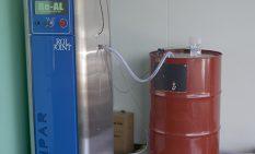 中国市場への拡大を図る強アルカリ性電解水生成装置