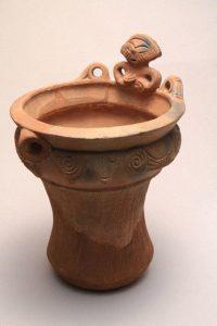 土偶付深鉢形土器