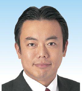 寺崎雄介県議(48)
