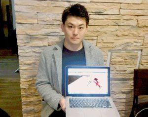 ISIN projectを立ち上げた加藤代表